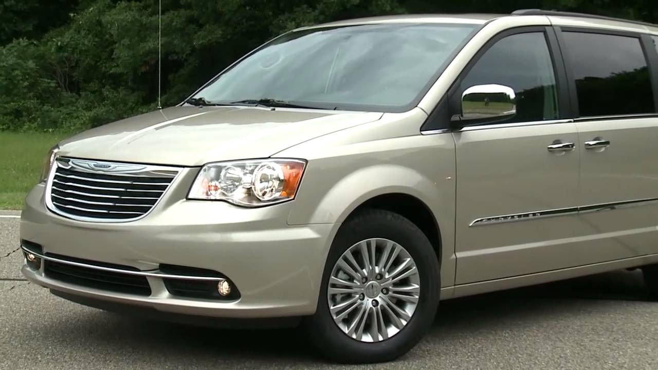 2016 chrysler town country overview youtube. Black Bedroom Furniture Sets. Home Design Ideas