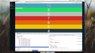 Flexbox order, re-ordering columns and rows  — Learn CSS3 Flexbox (2/6)