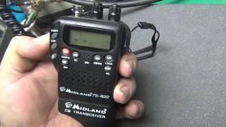 Midland 75-822 Tune-up Report