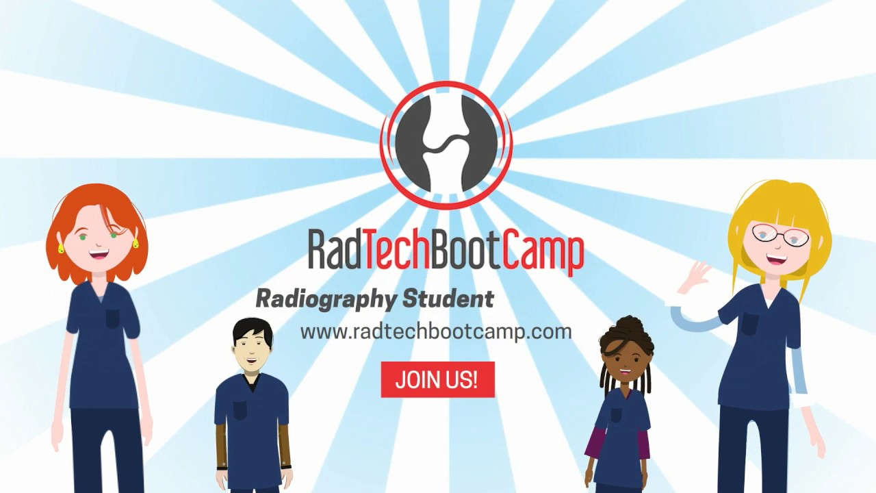 4 Steps for CRUSHING the ARRT Radiography Exam | RadTechBootCamp