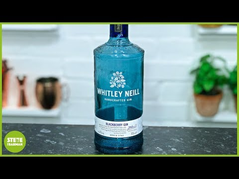 Whitley Neill Blackberry Gin Review