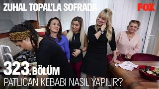 Patlıcan kebabı nasıl yapılır?  Zuhal Topal'la Sofrada 323. Bölüm
