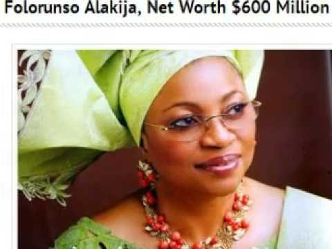 The top 10 Richest Women In Africa