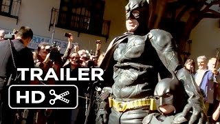 Batkid Begins Official Trailer #1 (2015) - Documentary HD