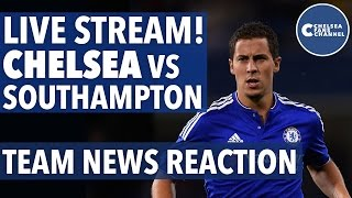 Video Gol Pertandingan Chelsea vs Southampton