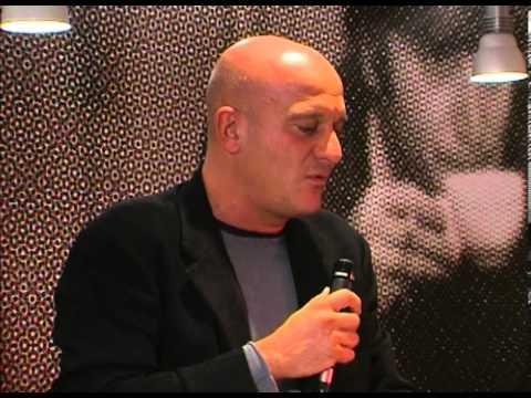 Daniel Pennac e Claudio Bisio:
