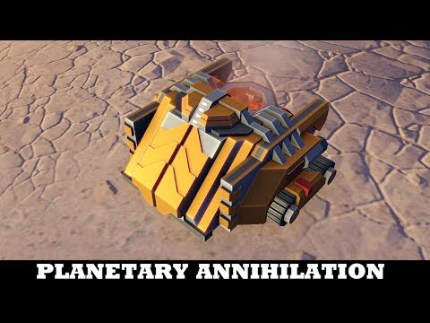 Tide of DEATH - Planetary Annihilation TITANS