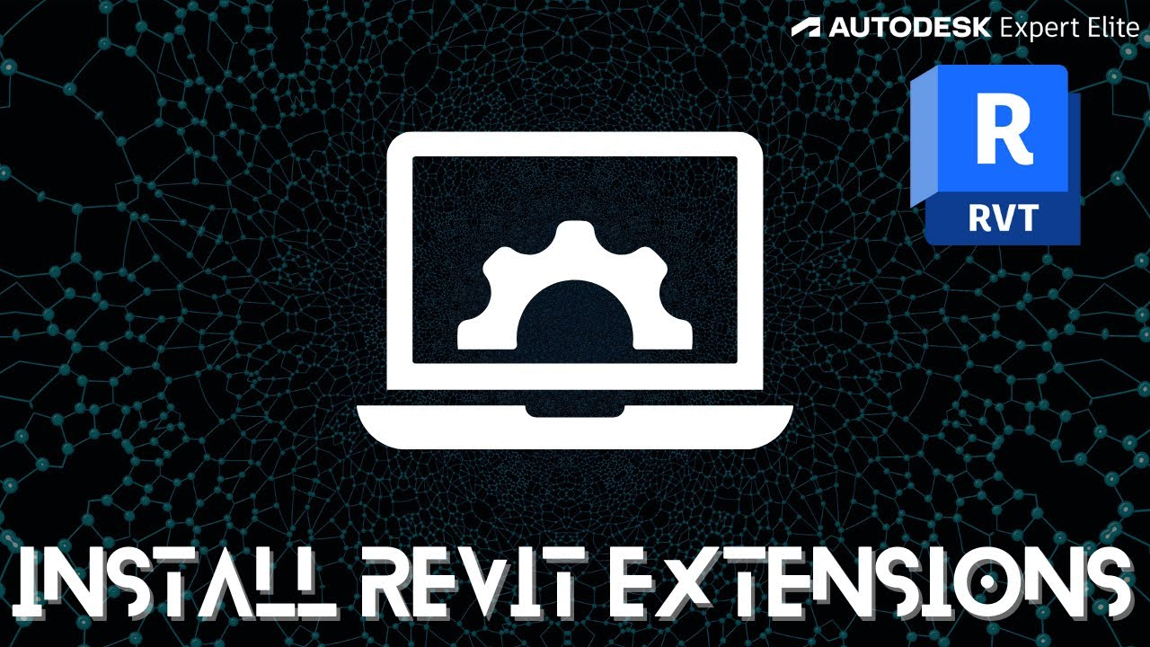 Revit 2018 How to Add Revit Extensions