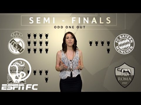 Things you might not know about the Champions League semifinals | ESPN FC