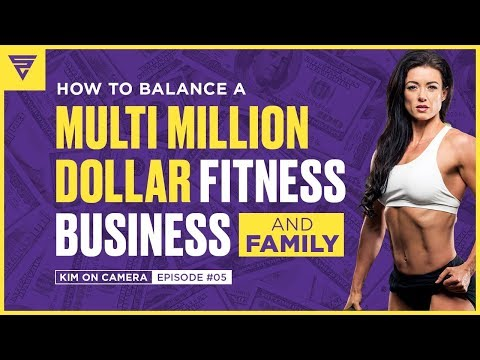 How To Balance A Multi Million Dollar Fitness Business And Family thumbnail