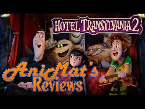 Hotel Transylvania 2 - AniMat's Reviews