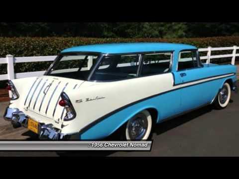 1956 Chevrolet Nomad Rh3308sg38 Youtube