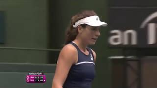 Fed Cup - GB vs Japan day one highlights