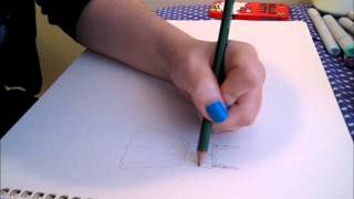 Crash Course in Fashion Design #13: Hand-drawn Flats