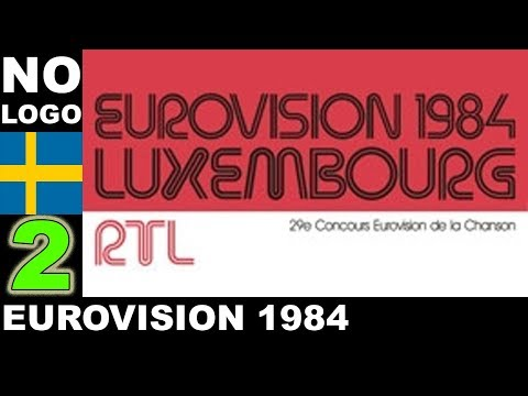 Eurovision Song Contest 1984 [Swedish commentary]