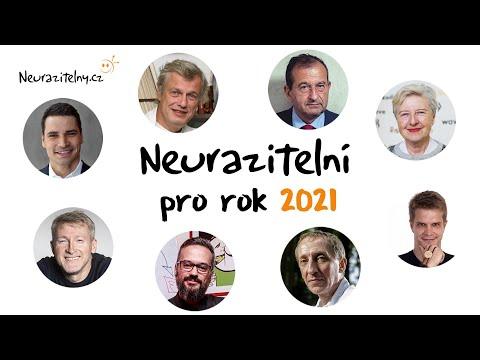 Neurazitelní pro rok 2021 - Daniel Stach, Vladimír Beneš, Honza Vojtko, Marek Orko Vácha a další...