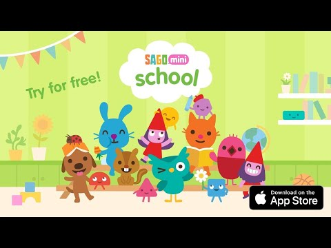sago-mini-school-full----educational-game-for-toddlers-|-kids-entertainment-during-outbreak-#withme
