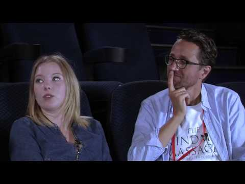 FrightFest 2016 - The Windmill Massacre Interview with Nick Jongerius and Charlotte Beaumont