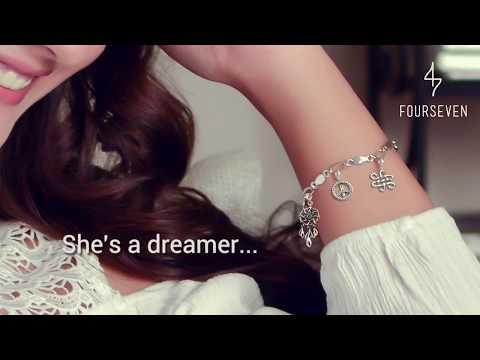 She's a Dreamer | fourseven's Dreamer Bracelet