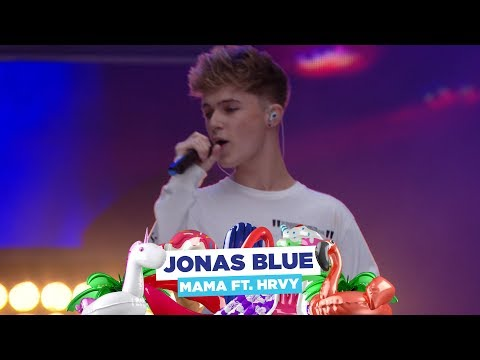 Jonas Blue - &39;Mama&39; ft HRVY  at Capital&39;s Summertime Ball 2018
