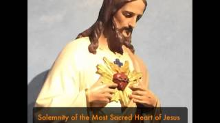 Holy Rosary - Solemnity of the Most Sacred Heart of Jesus