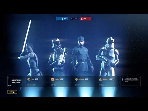 Star Wars Battlefront II Custom Arcade  - The Galactic Republic
