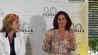 Inauguración del primer restaurante de Rodilla gestionado por trabajadores de la Fundación A LA