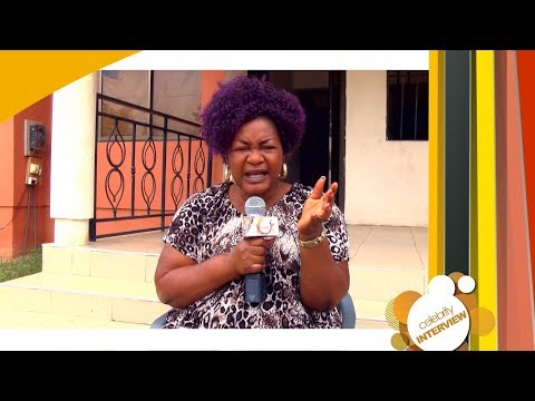 WAS IT S*X? CHRISTIANA AWUNI NARRATES HOW SHE GOT HER ACTING ROLE.