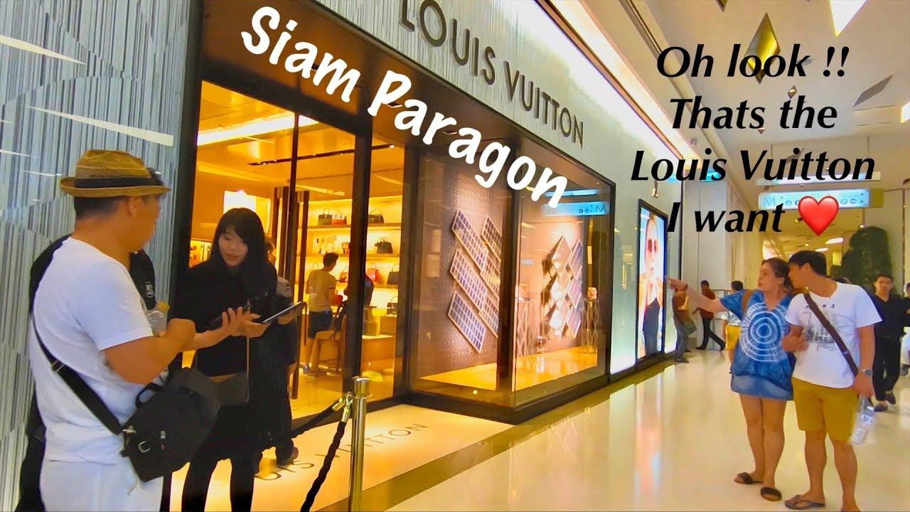 Inside Siam Paragon | A Luxury Shopping Mall in Bangkok, Thailand | สยามพารากอน | Full Tour |