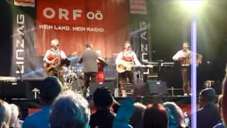 Kronefest 2014 - Jazz Gitti, Trio Alpin Aus Dem Zillertal, Wolfgang Hüttner