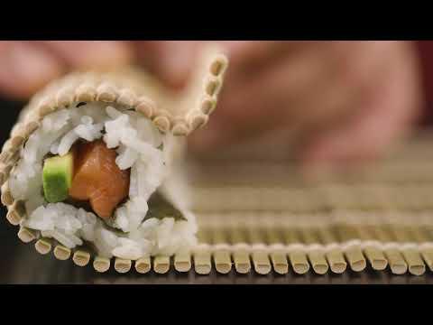 Bento Sushi Promo Video