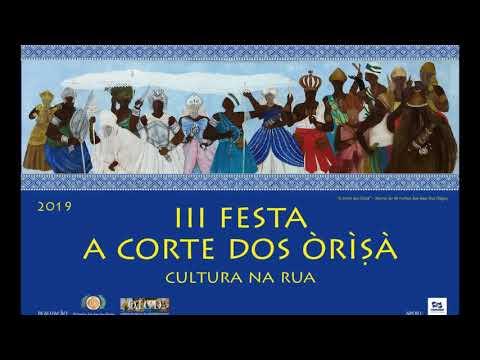 """III Festa """"A Corte dos Òrìṣà"""" - Jongo com Grupo Cultural Tiduca"""