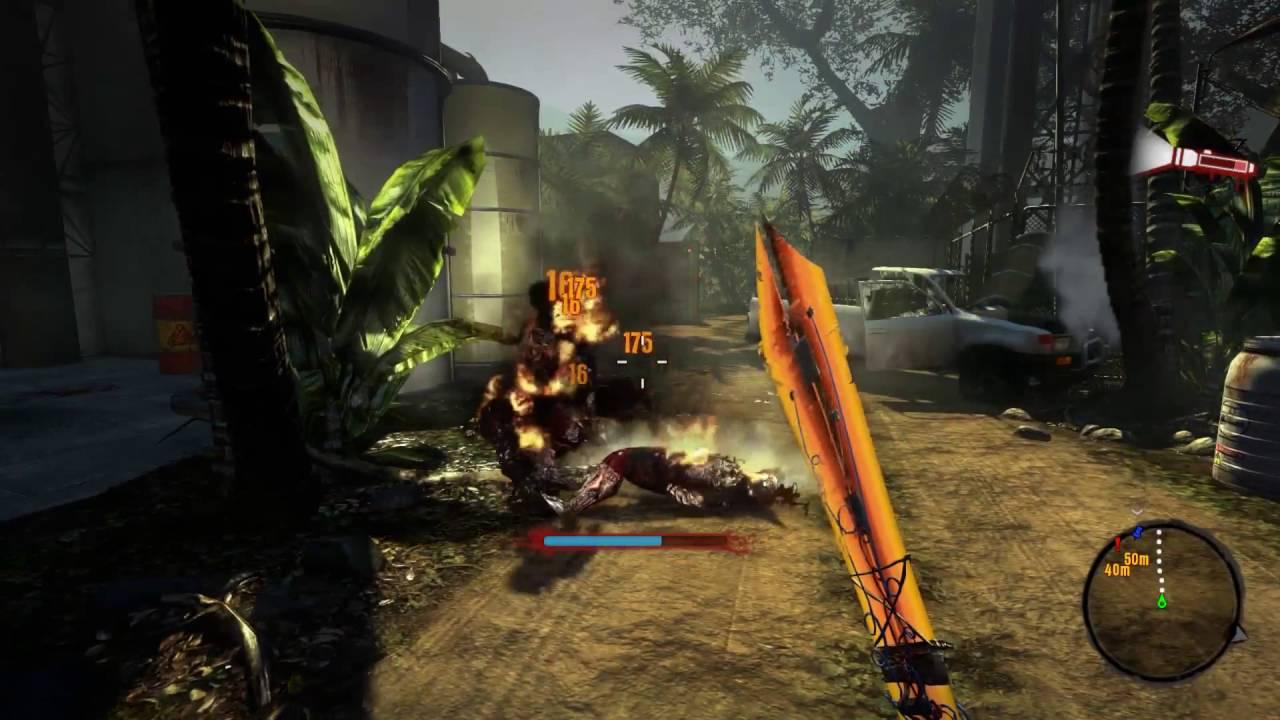 Мод для игры Dead Island