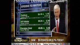12/22/2008 Part 3/3 Peter Schiff: Where To Put Your Money