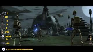 Star Wars The Clone Wars Season 2 Droid Death Count