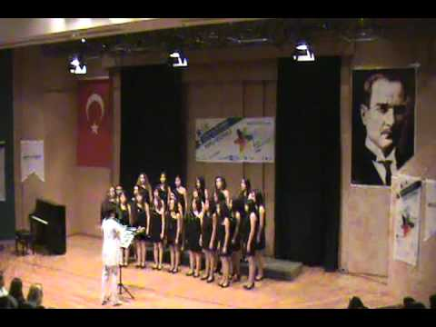 Culture and Tourism Ministery Youth Choir - Ankara/ Turkey