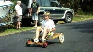Crazy Competitions: Extreme Billycart Racing
