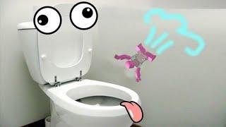 [로블록스(Roblox)] 화장실에서 도망치래요!!! 고무보트를 타고 도망칠거에요!!! 간단 리뷰 & 플레이 영상