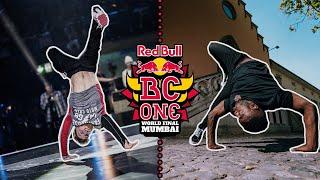 Lil Kev vs Kid Colombia | INSANE POWERMOVE BATTLE FINAL | Red Bull BC One World Final Mumbai 2019