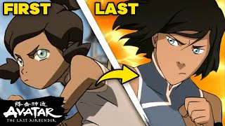Best Legend of Korra Firsts and Lasts! 🔥🌊 | LOK