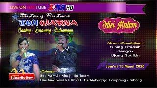 LIVE SANDIWARA DWI WARNA EDISI MALAM 13-03-2020