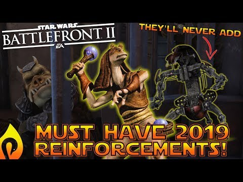 Most Wanted Reinforcements In Star Wars Battlefront 2 thumbnail