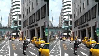 Sogi.com.tw手機王@LG Optimus 3D 立體影片實際錄影示範