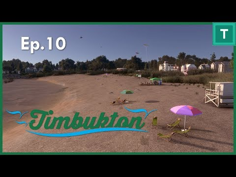 [S2 - Ep.10] Cities Skylines : Timbukton Region - The North Shore