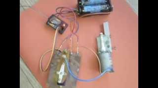 Inverseur, variateur pour moteur électrique