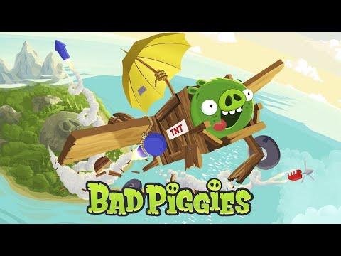 Вad Piggies. 1 часть. Начало.