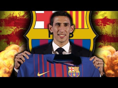 REVEALED: Barcelona Set To Sign Angel Di Maria From PSG! | Futbol Mundial