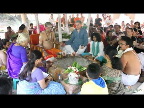 Maha Pratyangira Homam Part - 1
