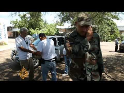 Mexico vigilantes take law into own hands