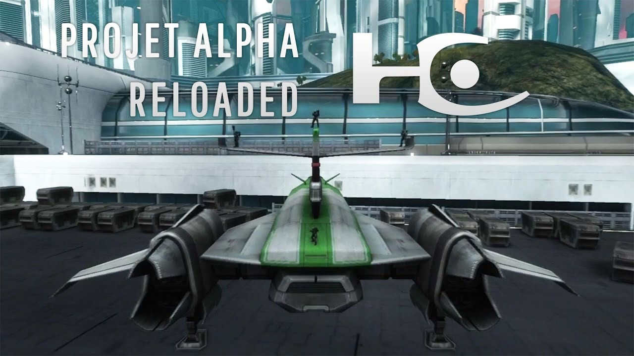 Projet Alpha [Reloaded] Exodus (Halo Reach Glitches)